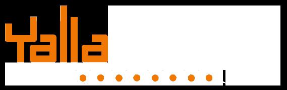 Yalla Borlänge Logotyp